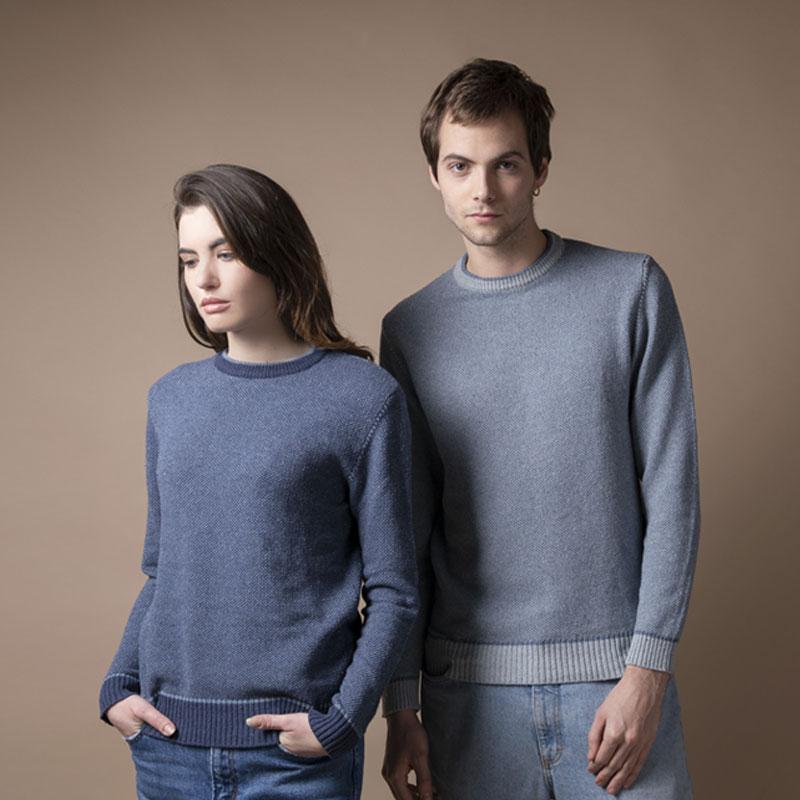 Maglioncino-jeans